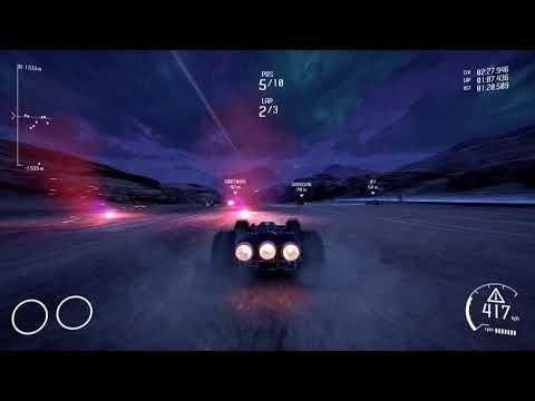 010 GRIP: Combat Racing - Alhatra Wastes - Pariah Bandit Classic |