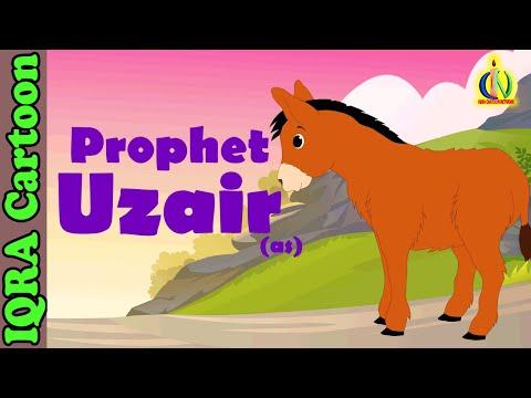 Uzair (AS) | Ezra (pbuh) - Prophet story - Ep 28 (Islamic cartoon )