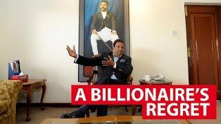 Nepal's Binod Chaudhary: A Billionaire's Regret | Money Mind | CNA Insider
