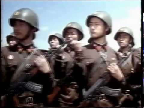 Korean People's Army Military Music Videos 1