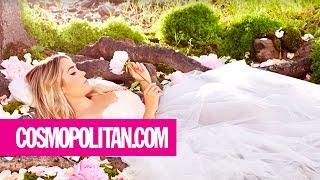 Lauren Conrad   Behind The Scenes   Cosmopolitan