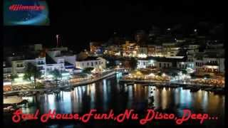 SOUL HOUSE,FUNK,NU DISCO,DEEP   MIX 2014 Jimmys in the Mix