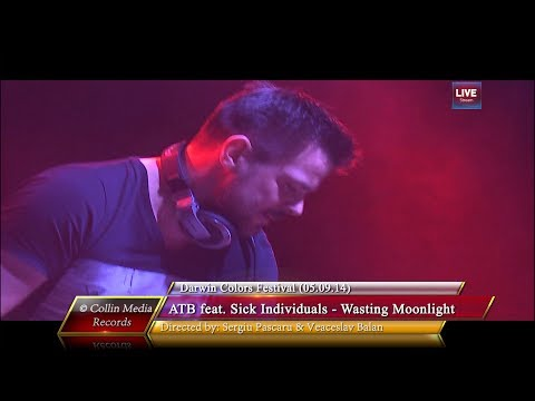 ATB & Sick Individuals - Wasting Moonlight (Live @ Darwin 2014)