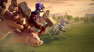 Clash of Clans Update Announcement!