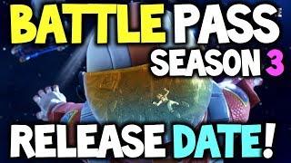 Fortnite Battle Pass Saison 3 - RELEASE DATE! - TOUS LES DÉTAILS! Aperçus de la peau (Battle Royale)