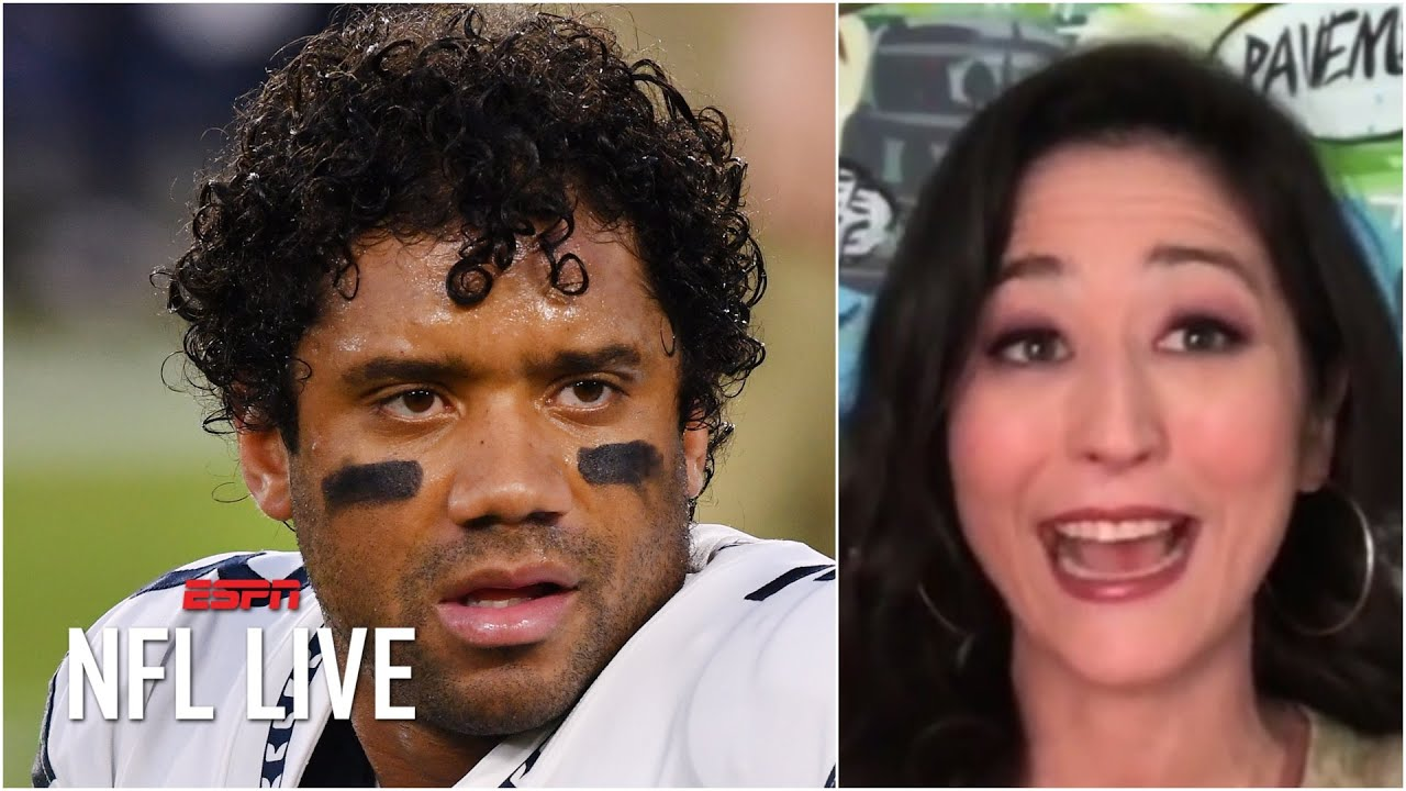 Russell Wilson's trade destinations don't make sense! - Mina Kimes | NFL Live - ESPN