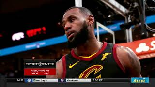 Sports Nation (April 20, 2018) The topics covered in this weekday show