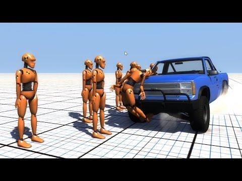 BeamNG.drive - Bowling