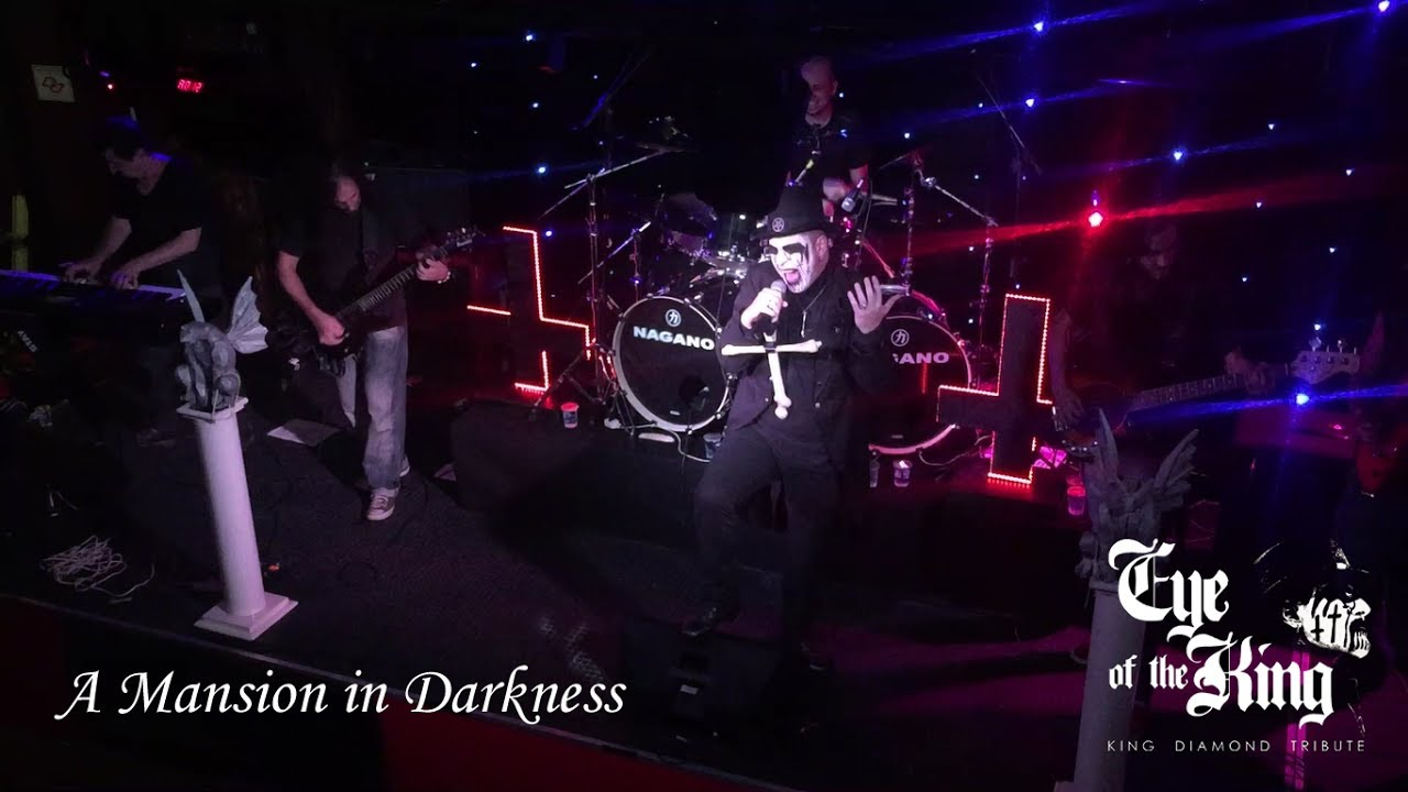 Download A Mansion in Darkness - Eye of the King (King Diamond Tribute)
