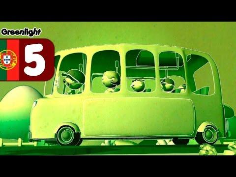 Educação no trânsito: Ônibus escolar