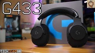 Logitech G433 Gaming Headphones Review