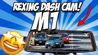 Rexing M1 Dash Cam | Unboxing y Review | Video Test ✅