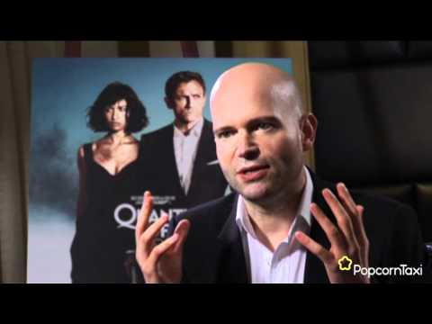 Quantum Of Solace With Marc Forster