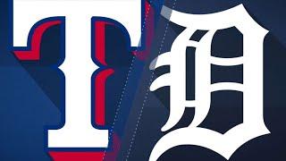 Gallo, Guzman spark Rangers past Tigers, 7-5: 7/5/18