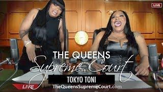 """Ts Madison """"The Queens Supreme Court"""" w/ TOYKO TONI 12-23-19"""