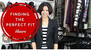 Finding The Perfect Fit: Blazers