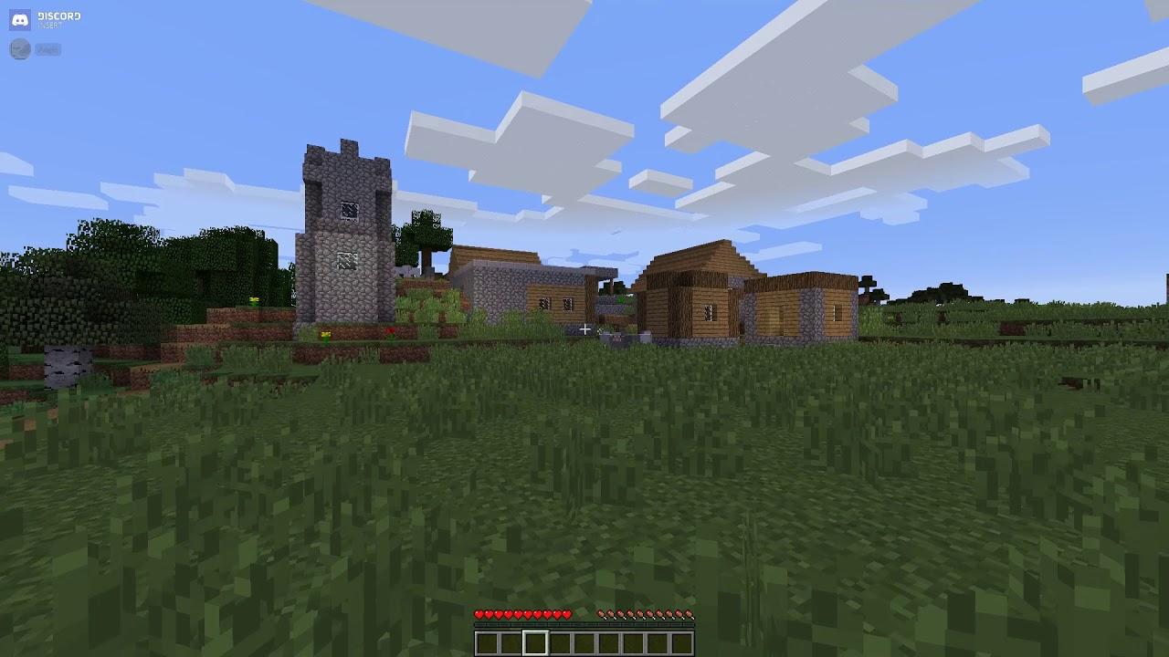 Amazing Minecraft Seed 1122 1617780257991231477