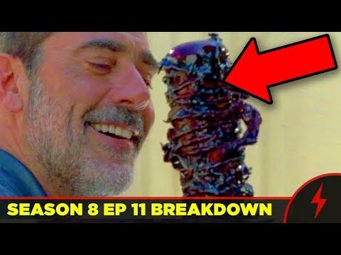 Walking Dead 8x11 Breakdown - WILL NEGAN'S PLAN WORK?