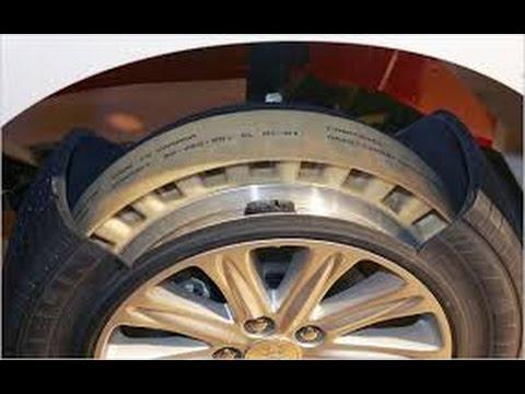 TeslaMotors model 3 model s model x No spare tire run flat tires