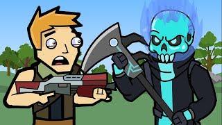 Risky Reels amp Eternal Voyager  The Squad Fortnite Animation