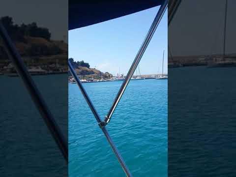 Sicilia porto di Cefalù