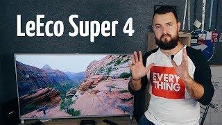 """Обзор LeEco Super 4 X55"""" 4K HDR. Плюсы и минусы"""