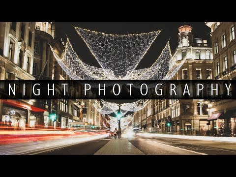 Iconic Night Photography Spots In London! | Regent Street Christmas Lights, Tower Bridge, South Bank