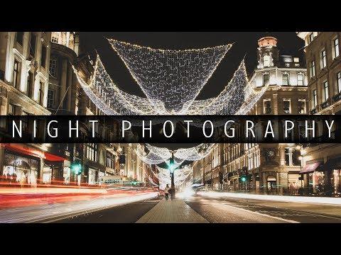 Iconic Night Photography spots in London!   Regent Street Christmas Lights, Tower Bridge, South Bank