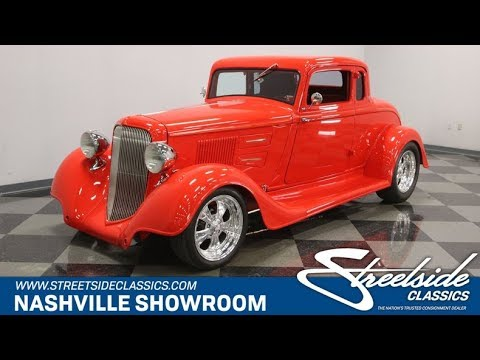 1934 Plymouth Coupe for sale   1404 NSH