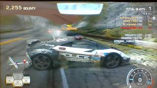 Need for Speed: Hot Pursuit - Online Exotic Pursuits: Shock and Awe