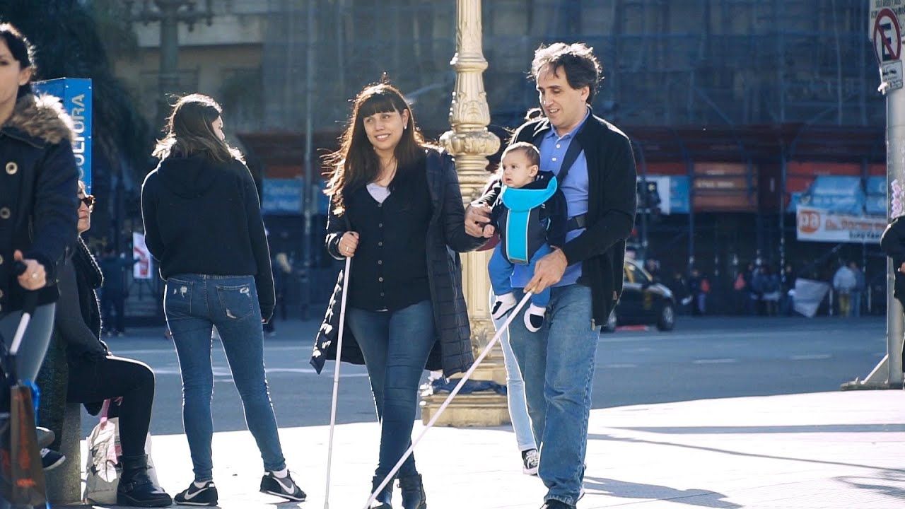 Argentina: Empowering the Blind and Visually Impaired