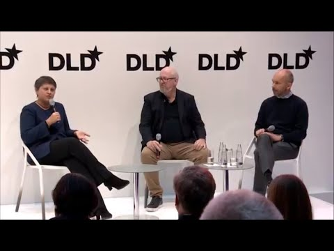 A Tectonic Shift In The Platform Business (P. Kochikar, C. Schläffer, M. Bishop)  | DLD 18