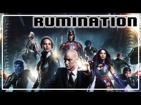 Rumination Analysis on X-Men Apocalypse