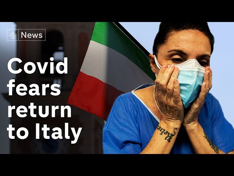 Italy fears second wave of Coronavirus after lockdown eased
