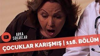 Arka Sokaklar - Murat Oğlunu Karıştırırsa | Komedi | 118. Bölüm