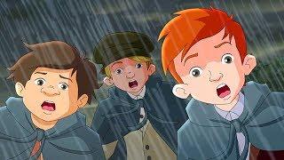 HEART / CUORE | Edmondo de Amicis Roman | Full Episode 9 | Cartoon TV-Serie | Deutsch | HD