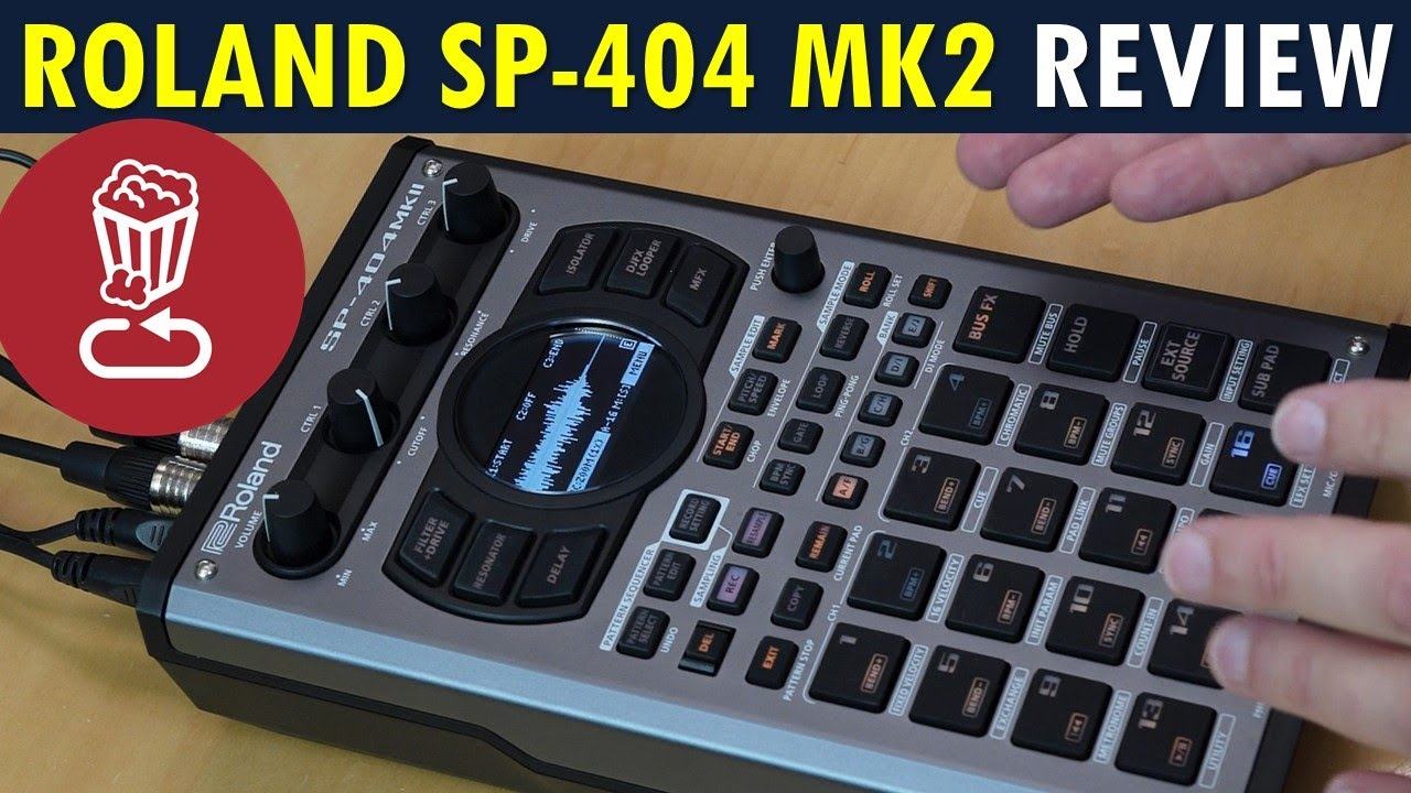 Download ROLAND SP-404 MK2 Review // 9 tips & ideas to make the most of it // Tutorial for the SP-404 MKII