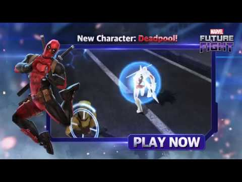 [MARVEL Future Fight] Deadpool, Now Available!