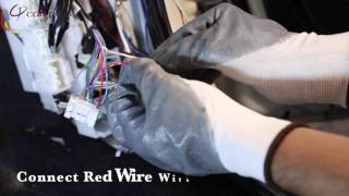 KMH Side Mirror Folding Relay for Toyota Corolla Altis 2014 - Installation Video