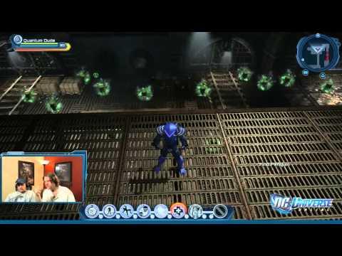 DC Universe Online - Origin Crisis: Quantum