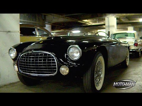 Bob Lutz Tours The Vault Petersen Automotive Museum