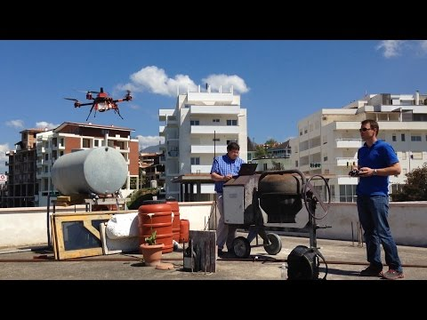 Using Small Drones for Urban Mapping - Presentation at ASPRS