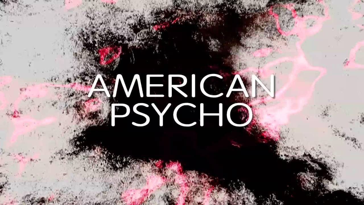 THE BLIND SUNS - American Psycho (lyric video)