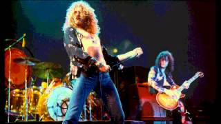 Misty Mountain Hop by Led Zeppelin (with lyrics)