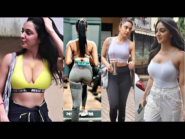 Kiara Advani Hard Workout Hot Edit Video in GYM 2019|Fitness Regime Tips|Bollywood Celebrity Workout