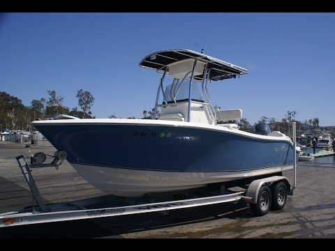 Nautic Star 2000 Offshore Center Console Walk Around By South Mountain Yachts