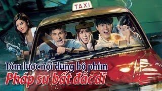 Phim TVB: Tóm lượt nội dung bộ phim Pháp sư bất đắc dĩ