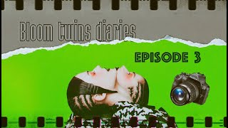 Bloom twins diaries - Episode 3 [Ted talk show, Our ff release, halloween]