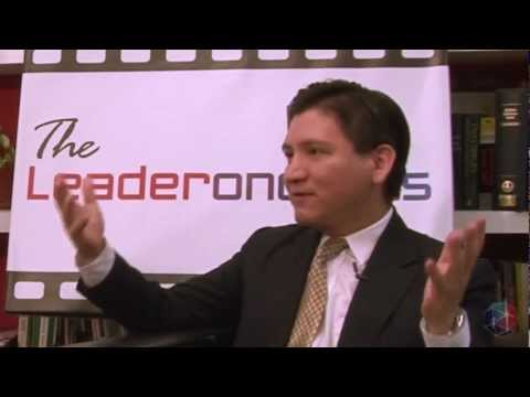 Edgar Perez, The Speed Traders on The Leaderonomics Show