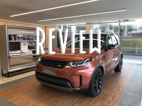 Land Rover DISCOVERY '17 TD6 First Edition || Review (ESP)